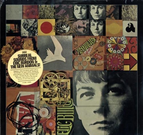 Eric Burdon and the Animals - The Twain Shall Meet - LP