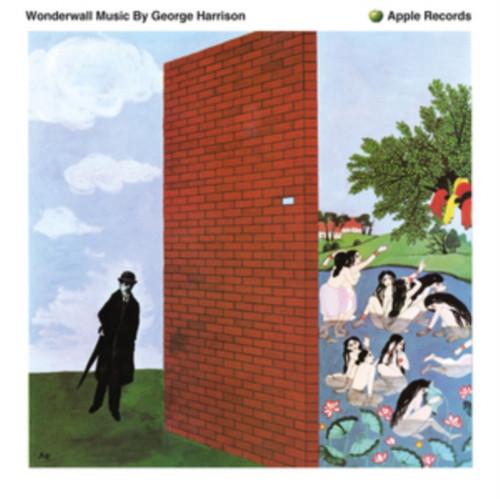 George Harrison - Wonderwall Music - 180g LP