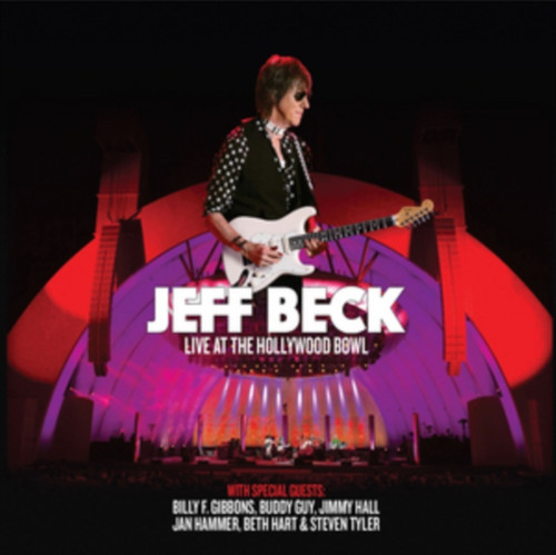 Jeff Beck - Live At The Hollywood Bowl - 180g Vinyl 3xLP