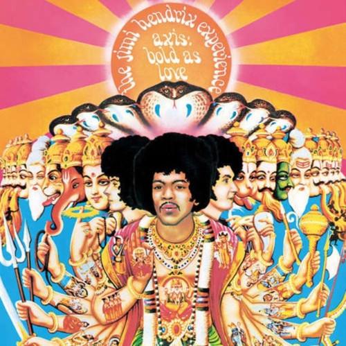 Jimi Hendrix Experience - Axis: Bold As Love (Mono) - LP