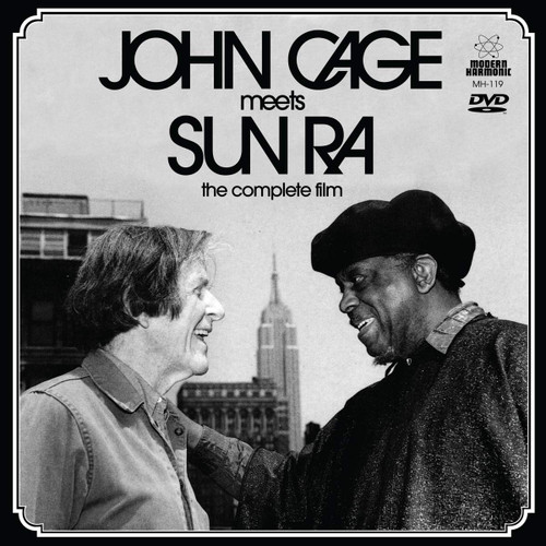"John Cage Meets Sun Ra - John Cage Meets Sun Ra - The Complete Film - 7"" Vinyl  w/DVD"