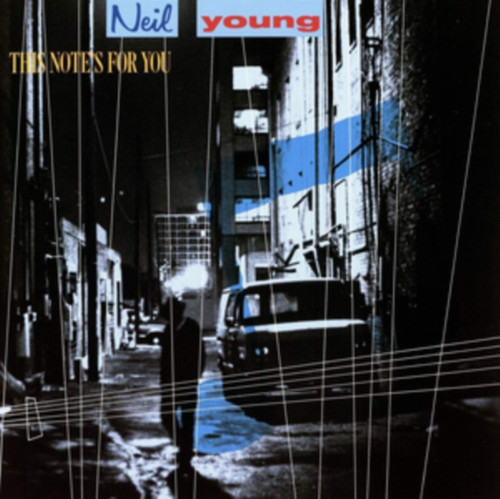 Neil Young - This Note's For You - LP