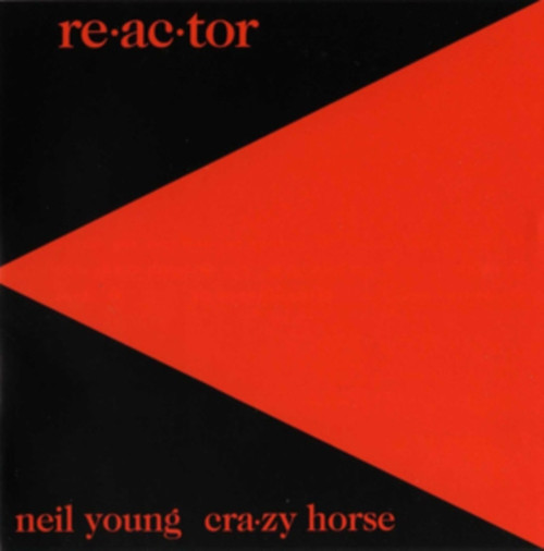 Neil Young & Crazy Horse - Re-Ac-Tor - LP