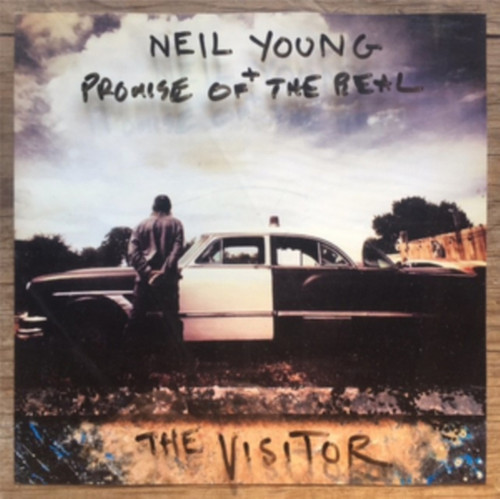 Neil Young & Promise of the Real - The Visitor - 2xLP