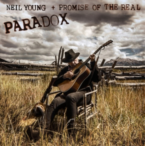 Neil Young + Promise of the Real - Paradox - 2xLP