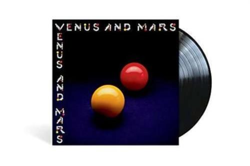 Wings (Paul McCartney and) - Venus and Mars - 180g LP + digital download