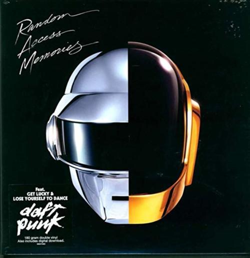 Daft Punk - Random Access Memories - 180g 2xLP