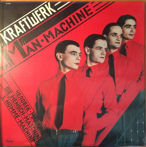 Kraftwerk - The Man Machine - LP