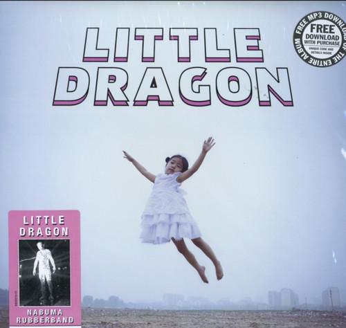 Little Dragon - Nabuma Rubberband - LP