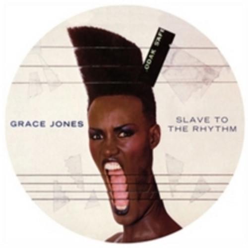 Grace Jones - Slave To The Rhythm - Picture Disc - LP
