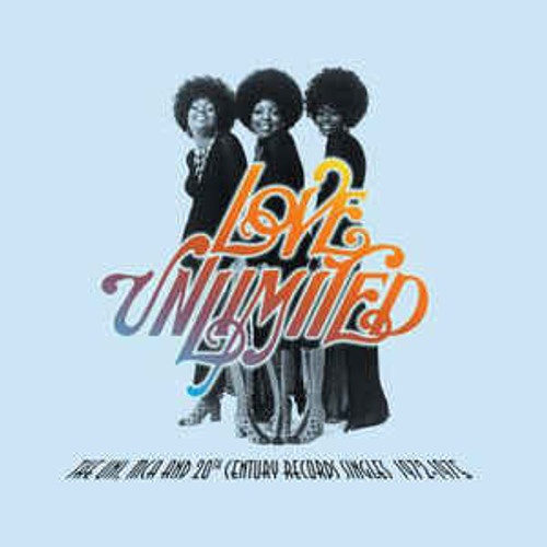 Love Unlimited - The Uni, MCA, and 20th Century Records Singles 1972-1975 - 2x LP