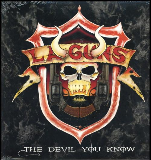 L. A. Guns - The Devil You Know - LP
