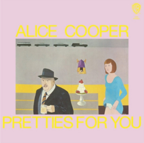 Alice Cooper - Pretties For You - Red Vinyl Rhino Rocktober - LP