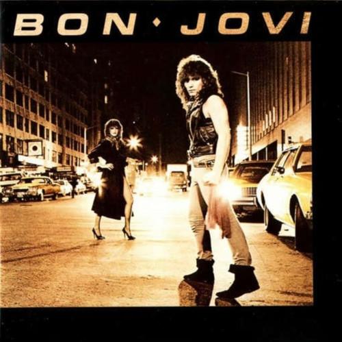 Bon Jovi - S/T - 180g LP