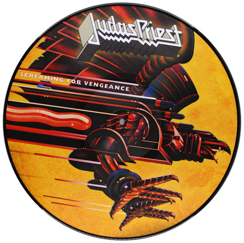 Judas Priest - Screaming For Vengeance - Picture Disc LP