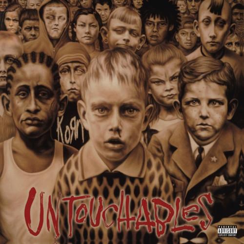Korn - Untouchables - 140g 2xLP