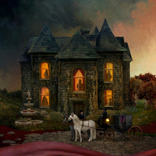 Opeth - In Cauda Venenum - Swedish & English 2xCD