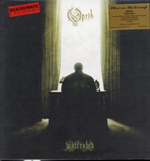 Opeth - Watershed (MOV, Black Vinyl) - 180g 2xLP