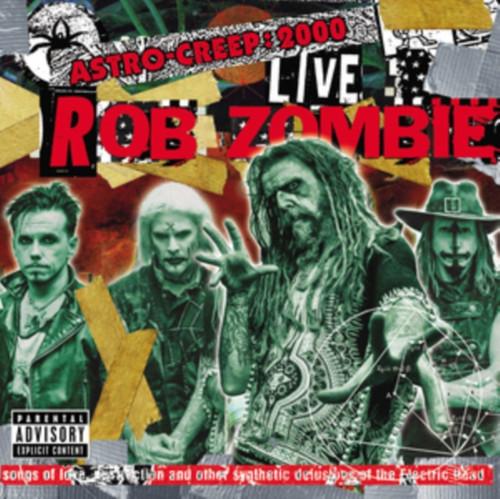 Rob Zombie - Astro Creep 2000 Live - LP