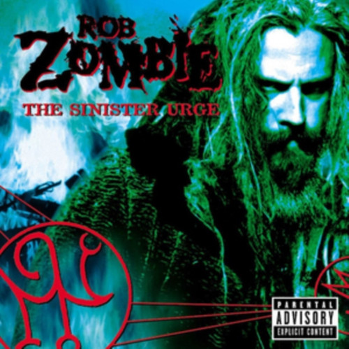 Rob Zombie - The Sinister Urge - LP