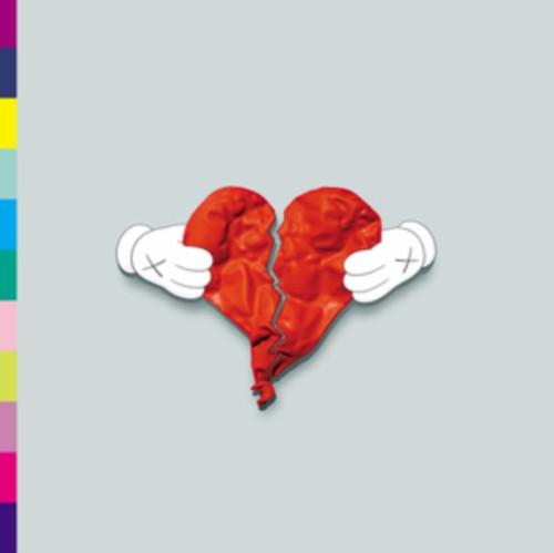 Kanye West - 808s & Heartbreak - Deluxe Edition 2xLP + CD + Poster & Lyric Sheet