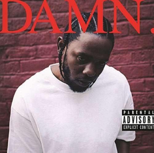 Kendrick Lamar - Damn - 2xLP