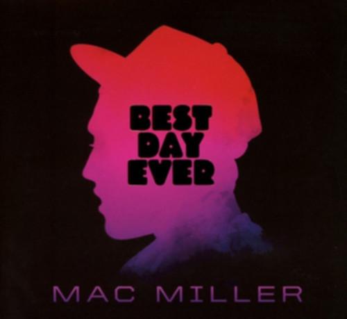 Mac Miller - Best Day Ever - 1st Press Etched 2xLP