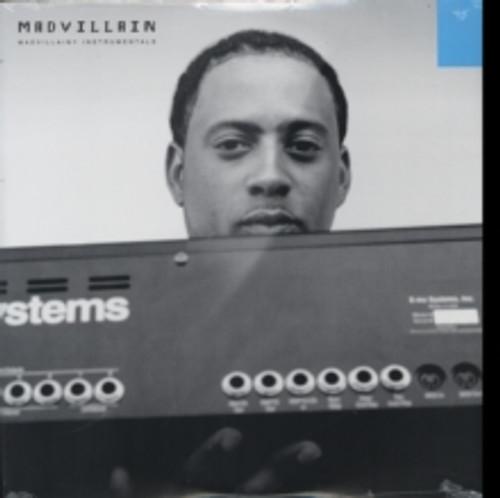 Madvillain (MF Doom & Madlib) - Madvillainy Instrumentals - 2xLP
