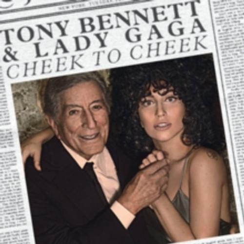 Tony Bennett And Lady Gaga - Cheek To Cheek - LP