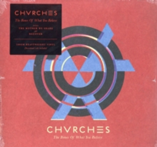 Chvrches - The Bones Of What You Believe - 180g LP