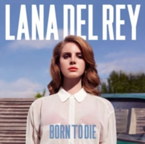 Lana Del Rey - Born To Die - LP