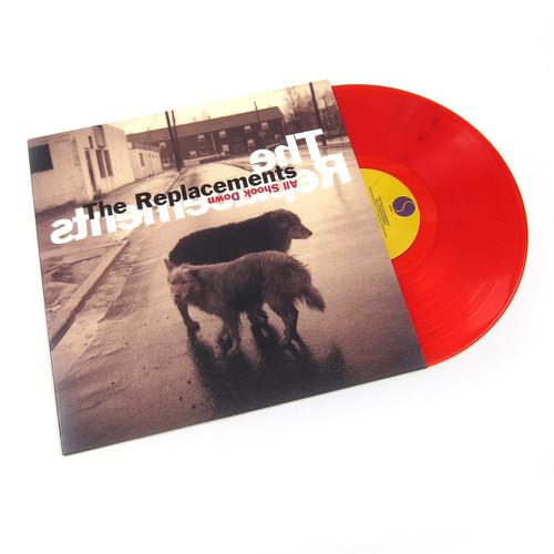 Replacements - All Shook Down (Rocktober Ltd. Red Vinyl) - LP