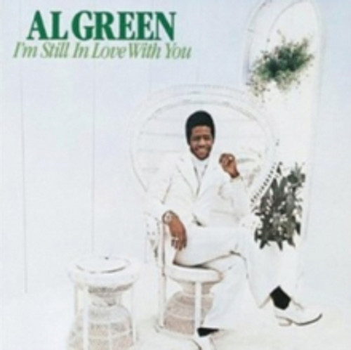 Al Green - I'm Still In Love With You - LP
