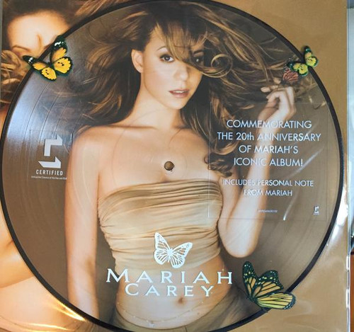 Mariah Carey - Butterfly - Picture Disc LP