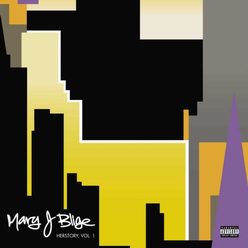 Mary J. Blige - Herstory Vol. 1 - 2xLP