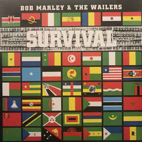 Bob Marley And The Wailers - Survival - LP