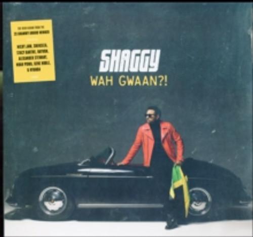 Shaggy - Wah Gwaan?! - LP