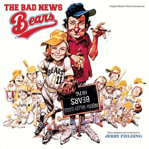 Bad News Bears - OST - Yellow Vinyl - LP