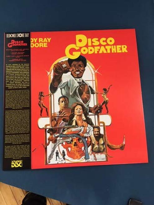 Disco Godfather (Juice People Unlimited) - Original 1979 Motion Picture Soundtrack - Vinyl LP