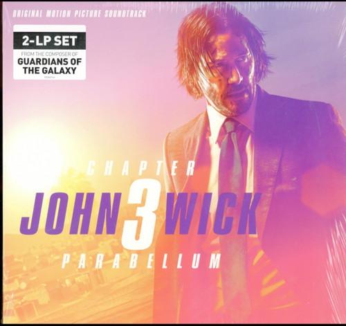 John Wick Chapter 3: Parabellum - OST - LP