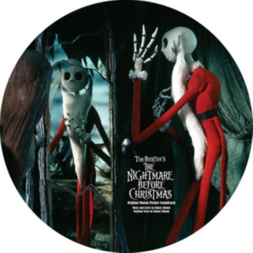 Nightmare Before Christmas, The - OST - Picture Disc LP