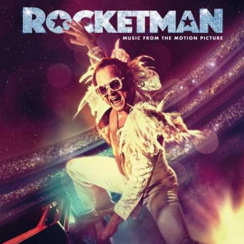 Rocketman (Elton John & Taron Egerton) - OST - 2xLP