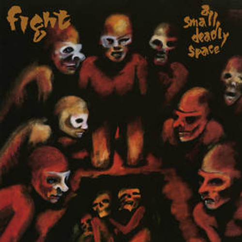 Fight - A Small Deadly Space - Red + Black Vinyl - LP RSD 2020 Judas Priest