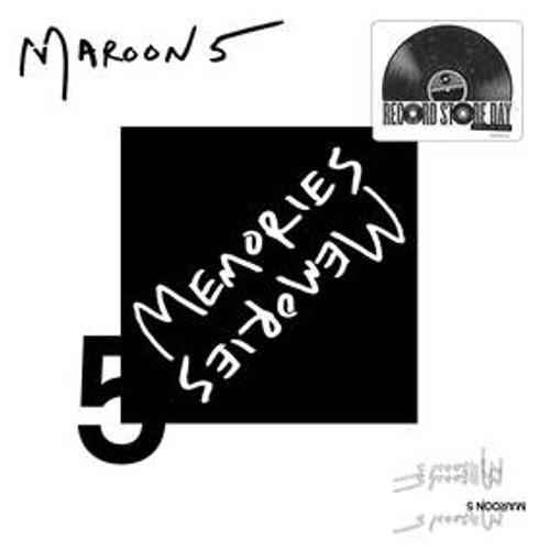 """Maroon 5 - Memories [7"""" Single] - 7"""" Vinyl"""
