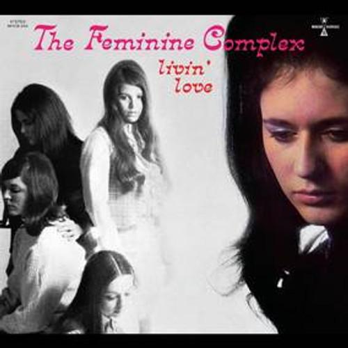 Feminine Complex - Livin' Love (PINK VINYL) - 2 x LP