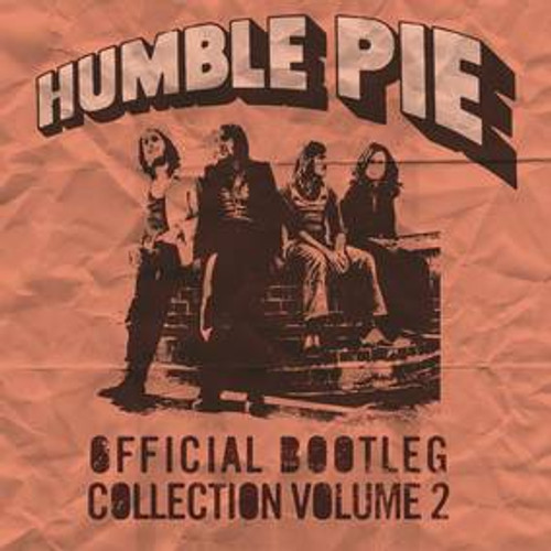 Humble Pie - Official Bootleg Collection Volume 2 - 2 x LP