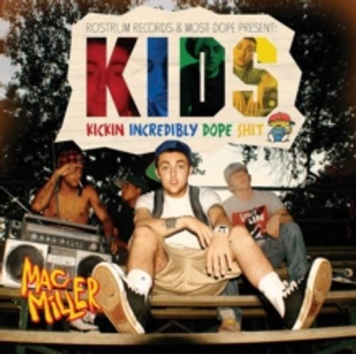 Mac Miller - K.I.D.S. - 2xLP Vinyl