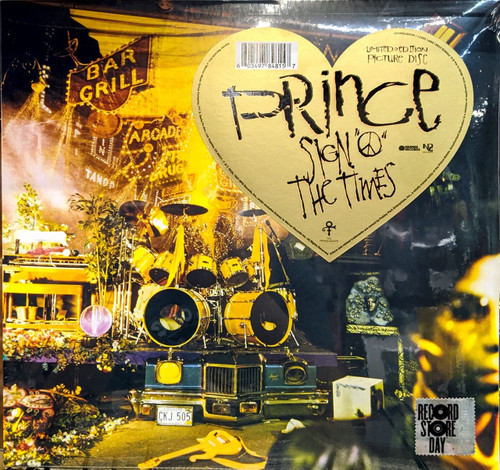 Prince - Sign O The Times - RSD2020 Picture disc LP