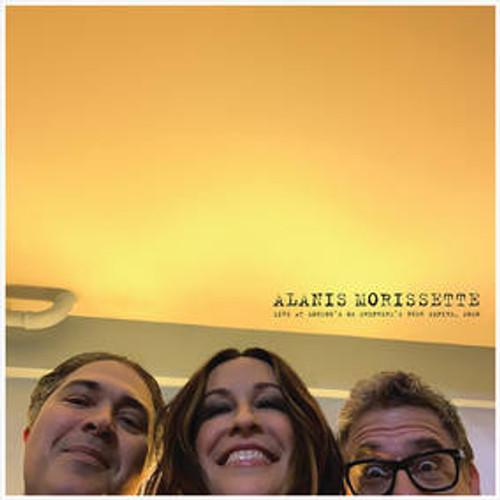 Alanis Morissette - Live at London's O2 Shepherd's Bush Empire, 2020 - 2 x LP
