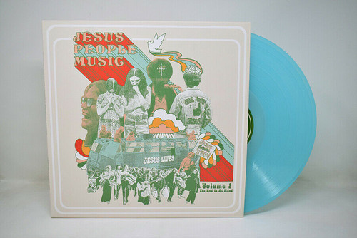 The End Is At Hand: Jesus People Music (Vol. 1) - LP